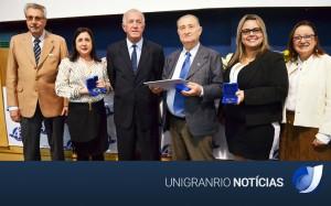 MEGA - Unigranrio completa 46 anos com homenagem a personalidades de Caxias e festival de bandas UniFest