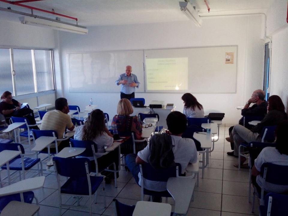 Oficina de História Oral com o Prof. José Carlos Sebe Bom Meihy