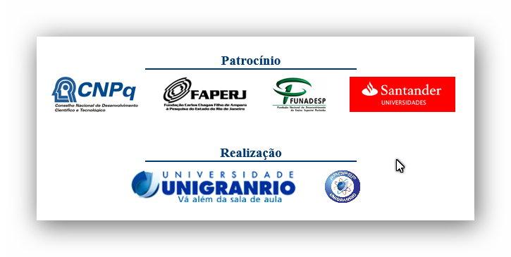 Patrocínio e Organização - SINCTEC 2015