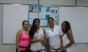 Apresentação das alunos da Disciplina: R&S